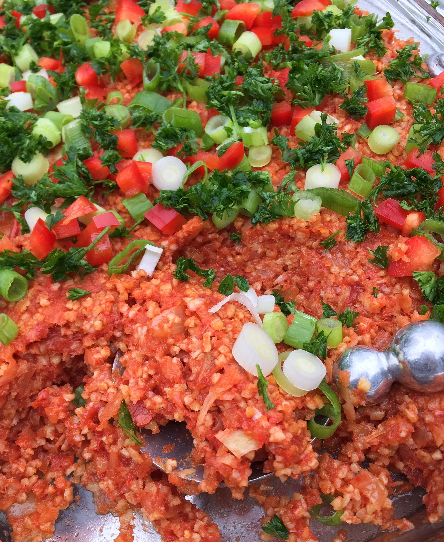 eetch, bulgur, bulgur wheat, armenian, armenian food