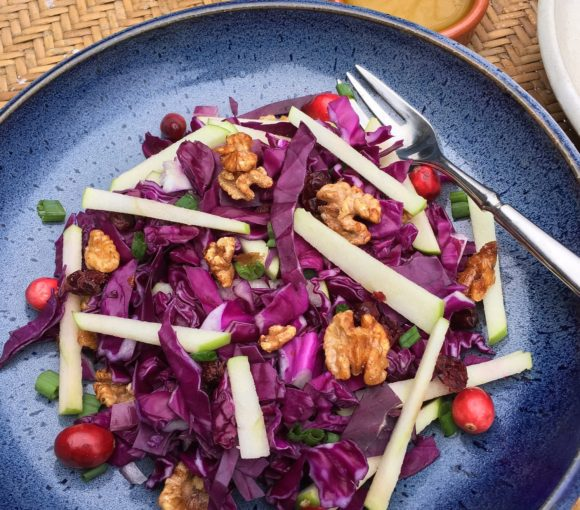 cabbage, red cabbage, cabbage salad, new year,