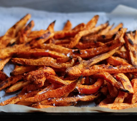 sweet potato fries, sweet potatoes, fries , crispy sweet potato fries