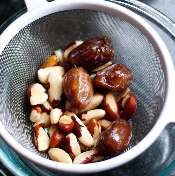 brazil nut milk, brazil nut juice, awesome juice, nut milk, brazil nuts