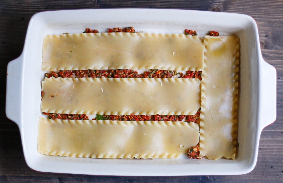 asparagus lasagna, vegan asparagus lasagna, vegan lasagna, italian lasagna, vegetable lasagna