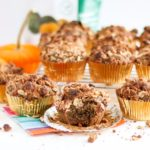 Sweet Potato Crumb Muffins