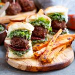 Vegan Meatball Sliders