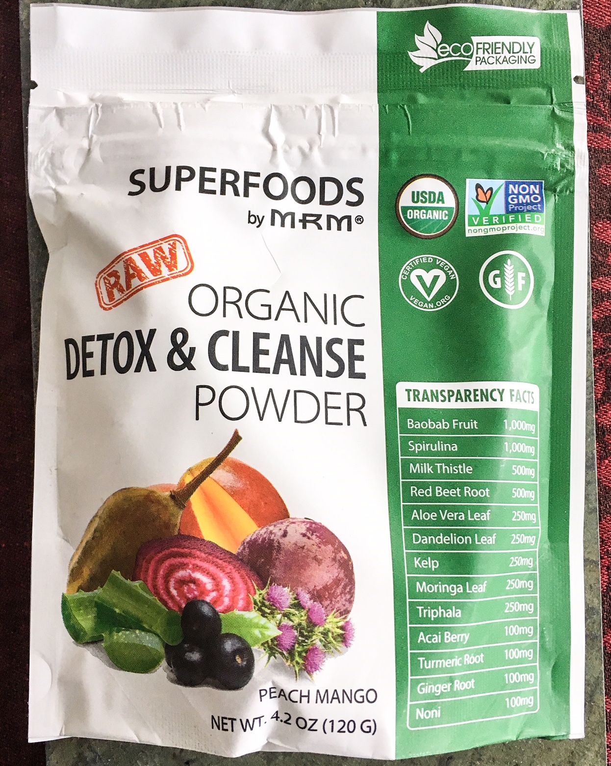 detox, cleanse, superfoods, adaptogens