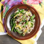 Israeli Cous Cous Summer Stirfry