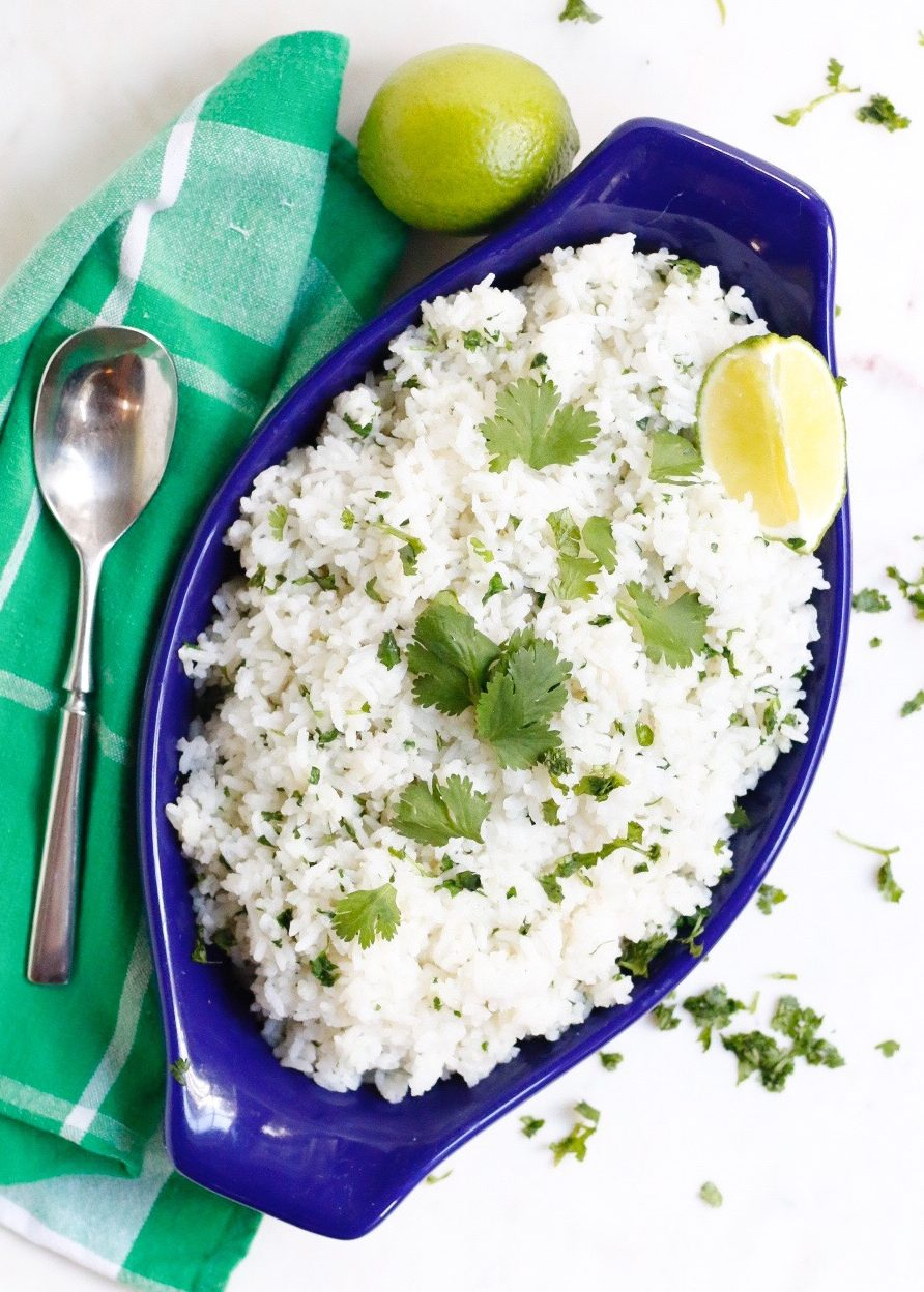 zesty black beans and cilantro lime rice, zesty black beans, cilantro lime rice, beans and rice, mexican food, vegan beans and rice, rice,
