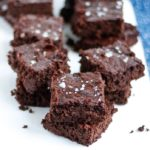 Keto Brownies {vegan + gluten-free too!}