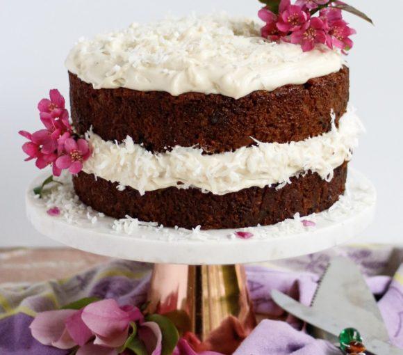 carrot cake, vegan carrot cake