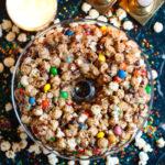 Popocorn Cake