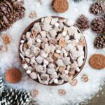 Gingerbread Puppy Chow